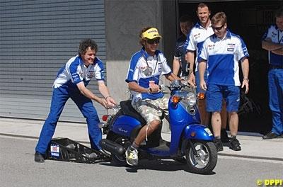 """Moto GP - Brivio: """" J'ai peur que Rossi nous quitte"""""""
