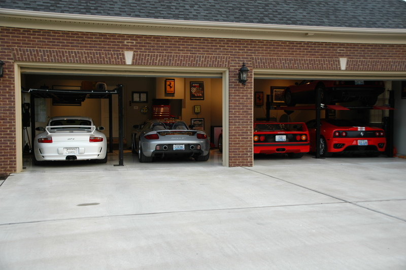 Photos de garages page 51 photos voitures de sport for Garage auto plus herblay