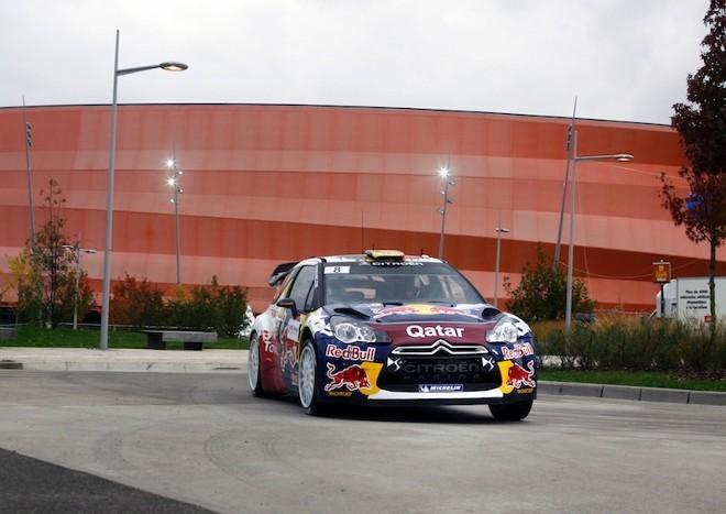 WRC Rallye de France : Thierry Neuville en tête, Sébastien Chardonnet 6eme