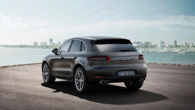Porsche a vendu 45 000 Macan l'an dernier