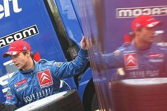 WRC Rallye d'Allemagne: Loeb über alles