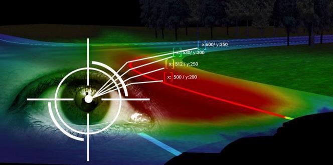La technologie d'éclairage Opel Eye-Tracking bientôt dans vos voitures