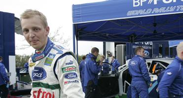 WRC Rallye d'Allemagne: Hirvonen n'en verra jamais le podium