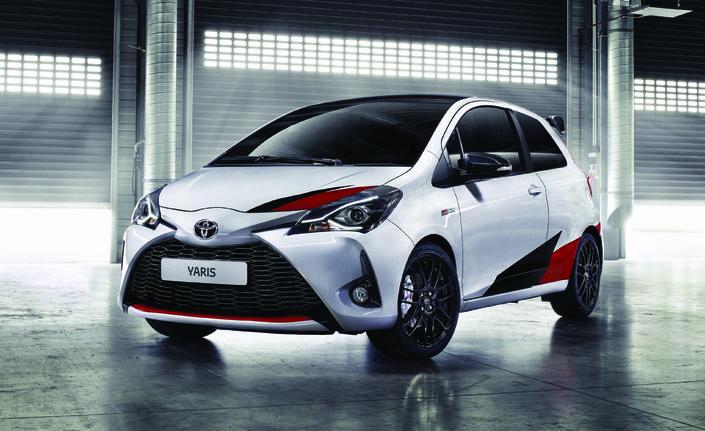 Toyota Yaris GRMN: un prix de 30700€, les réservations se feront en ligne