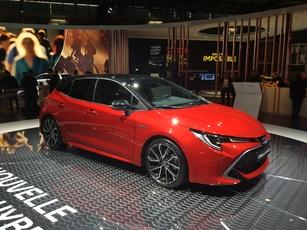 Reportage : le top 5 des berlines compactes du Mondial de l'auto