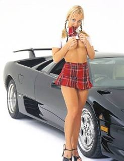 Monica invente le Ladys & Cars !