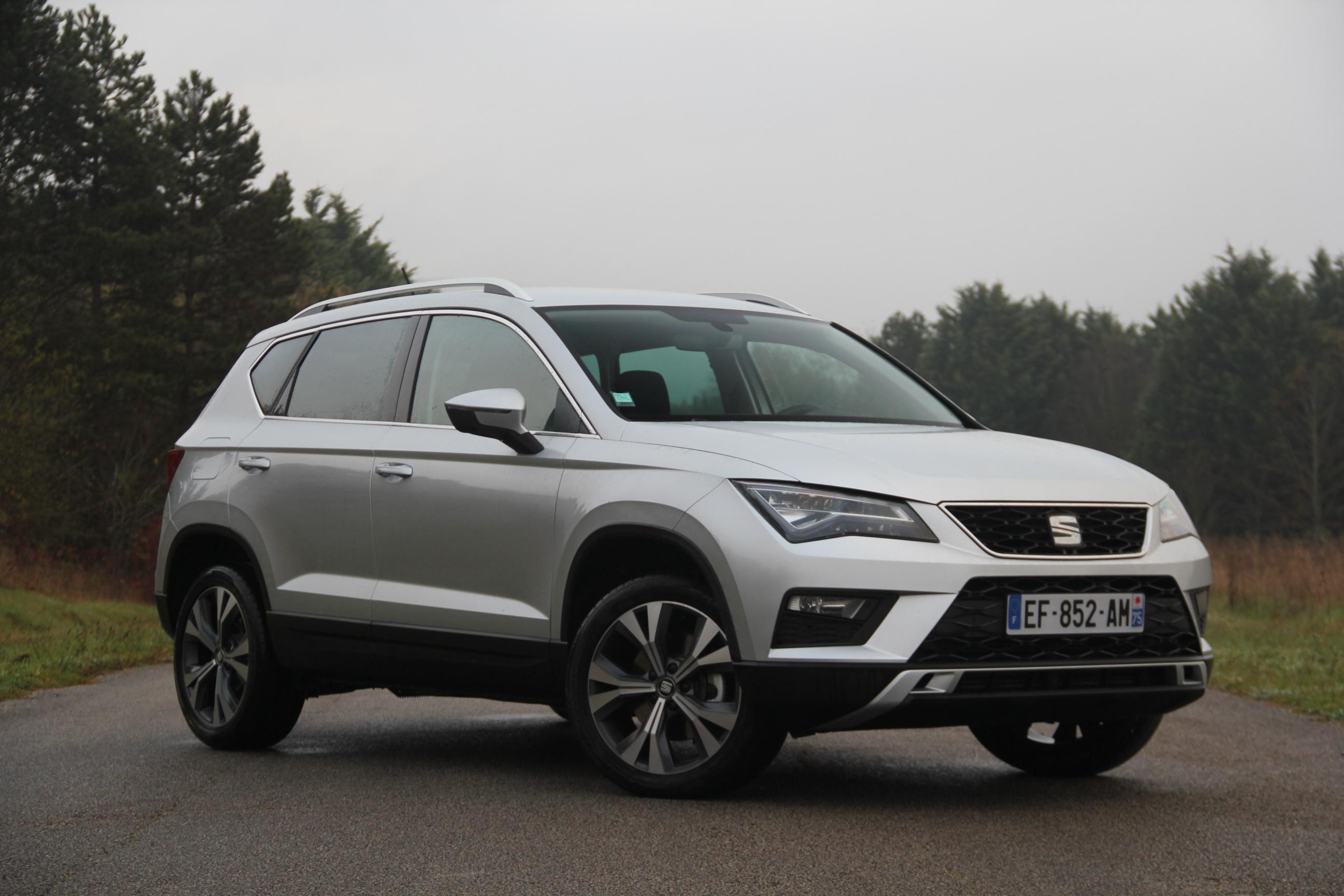 2018 Diesel Suv >> Essai - Seat Ateca TDi 115 : très pro