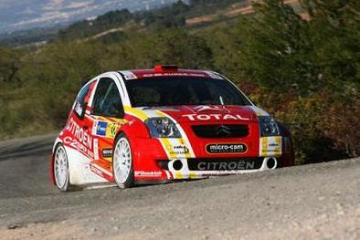 JWRC Rallye d'Allemagne: Meeke, le phénomène