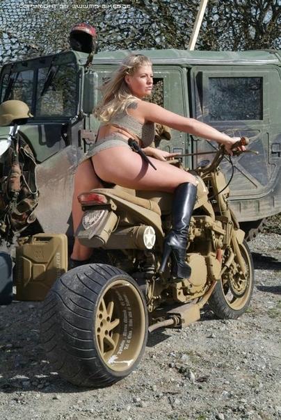 Moto & Sexy : Streetfight GSX-R El Alamein