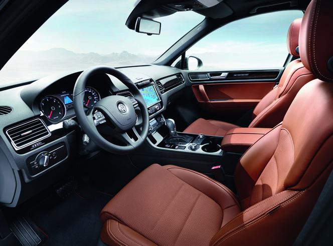 VW Touareg Edition X, pour fêter ses 10 ans
