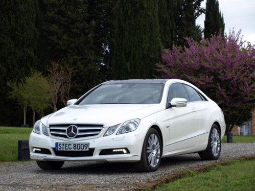 Essai Vid 233 O Mercedes Classe E Coup 233 Classe Cx