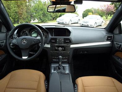 Essai vidéo - Mercedes Classe E coupé : classe Cx