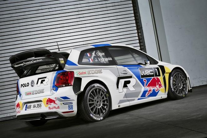 La Volkswagen Polo R WRC évolue pour la saison 2014