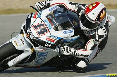 """Moto GP - De Puniet: """"Je suis prêt !"""""""