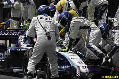 Formule 1 - Williams : Pas de paillettes pour la FW30
