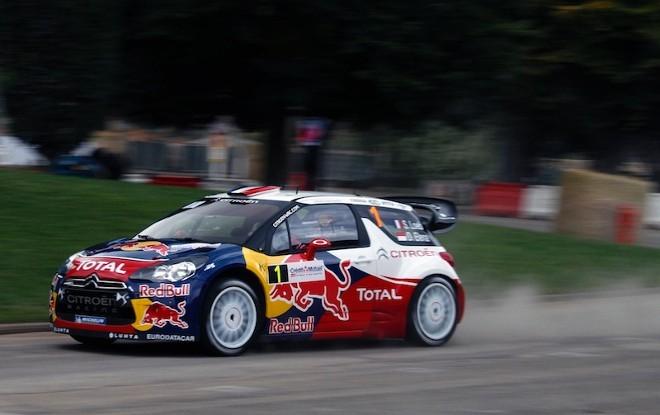 WRC Rallye de France Jour 1 : Loeb contient Latvala
