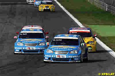 WTCC: Chevrolet réclame des pénalités contre les concurrents en diesel