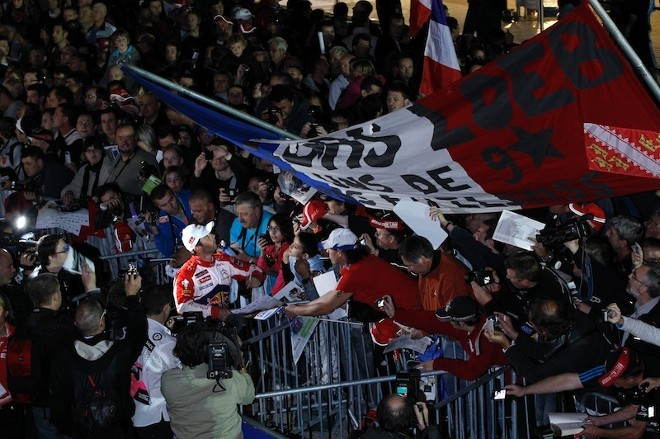 WRC Rallye de France Jour 2 : Loeb se rapproche du titre