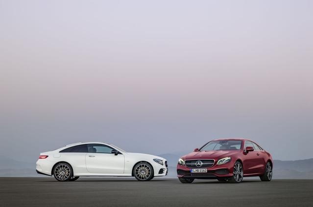 Nouvelle Mercedes Classe E Coupé: le chaînon manquant