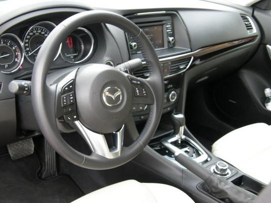 Prise en mains - Mazda6 III: un très grand cru?