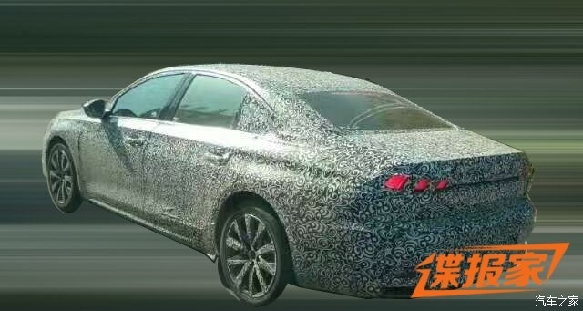 Peugeot : une 508 différente pour la Chine ?