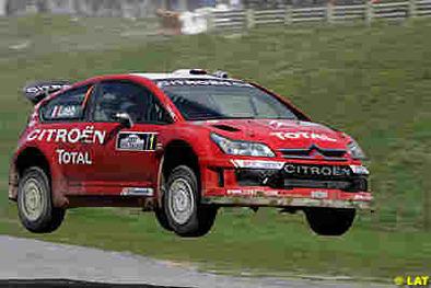 "WRC - Loeb: ""2008 ne sera pas facile"""
