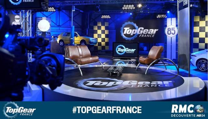 Top Gear France : le premier épisode, c'est ce soir