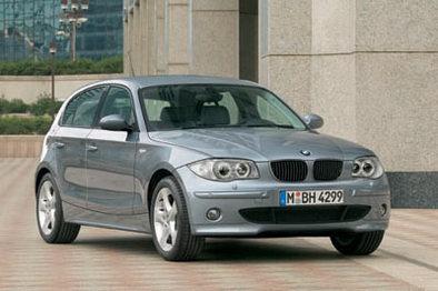 Essai - Bmw Série 1 : a la Une chez BMW
