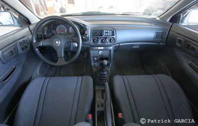 Double test: Subaru Impreza GT 1995 vs Subaru Impreza WRX 2008 1/3