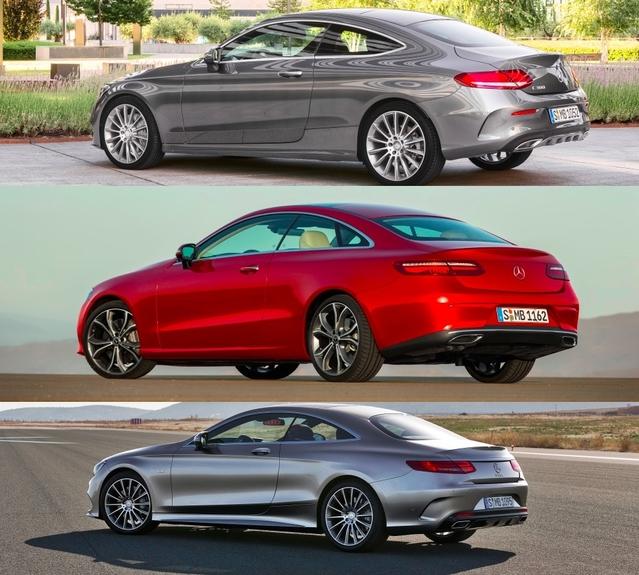 La question qui tue – Mais pourquoi les Mercedes se ressemblent autant ?