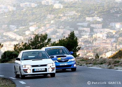 Double test : Subaru Impreza GT 1995 vs Subaru Impreza WRX 2008 3/3