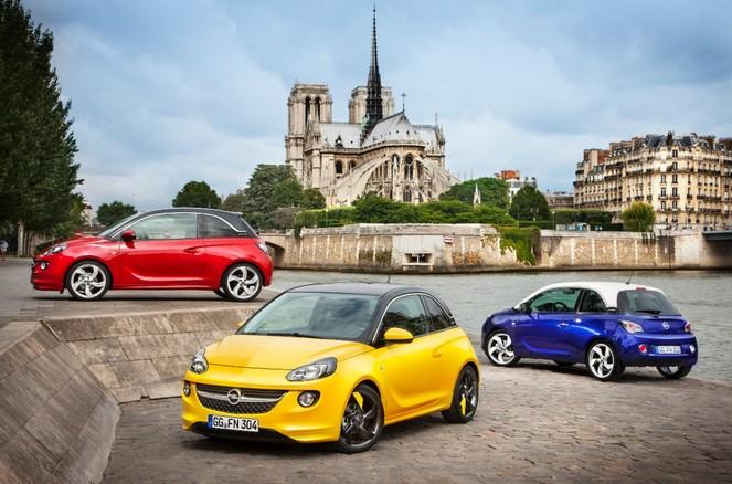 Opel Adam: pourquoi ses ventes ne décollent-elles pas?