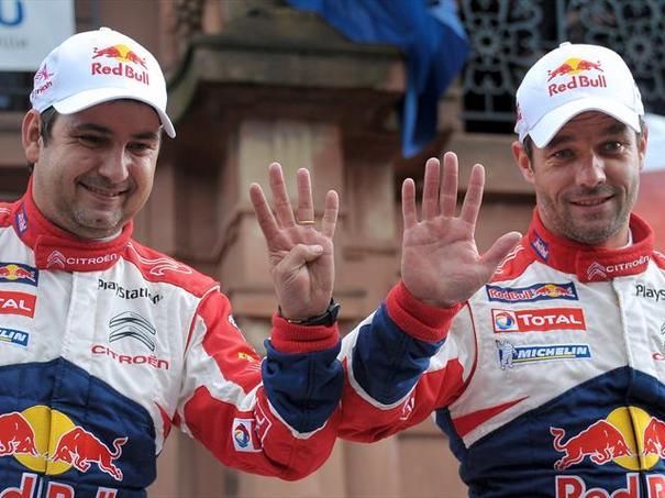WRC Rallye de France - final : le dernier sacre de Sébastien Loeb