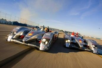 Audi menace de se retirer de l'Alms