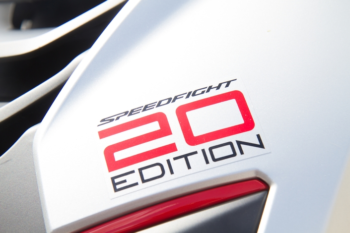 Essai Peugeot Speedfight 50 série anniversaire : success story