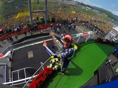 Moto GP – Grand Prix d'Italie: Lorenzo intraitable et Marquez à terre