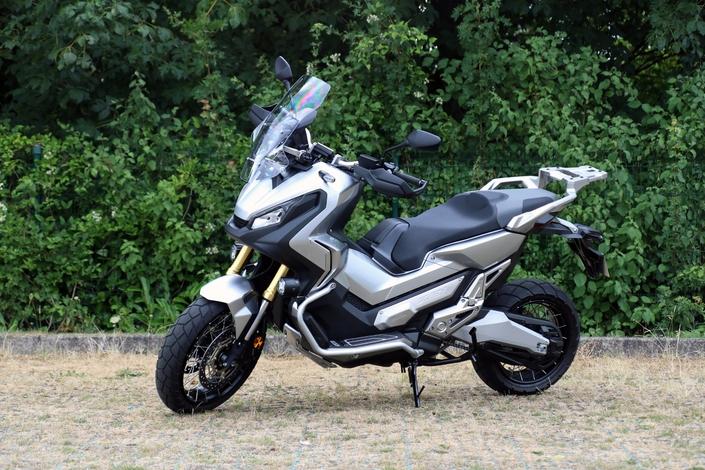 Événement essai Caradisiac Moto : les Vlogs du Honda X-ADV