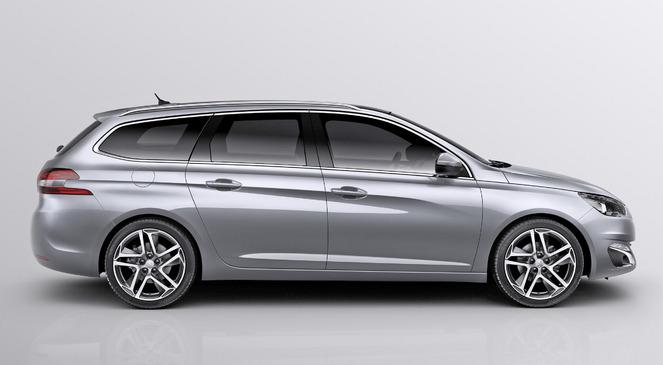 Calendrier des nouveautés 2014 - Breaks : Peugeot 308 SW, future star de la catégorie ?