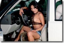 Cécilia Bella prise en otage en Colombie