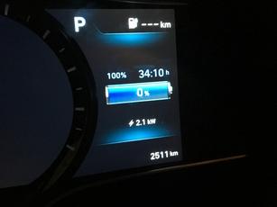 La Hyundai Kona EV jusqu'à la panne: plus forte que Tesla!