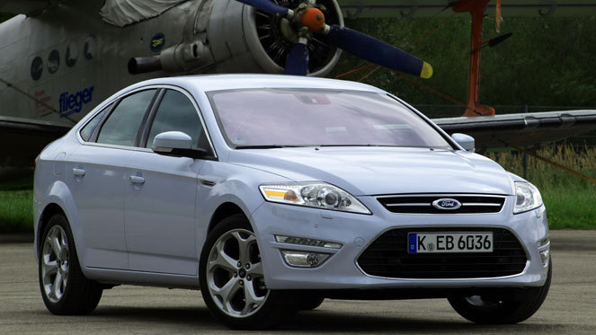 Essai - Ford Mondeo restylée : upgrading
