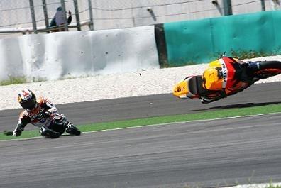 Moto GP - Pedrosa: Des Tests d'avant saison bien compromis