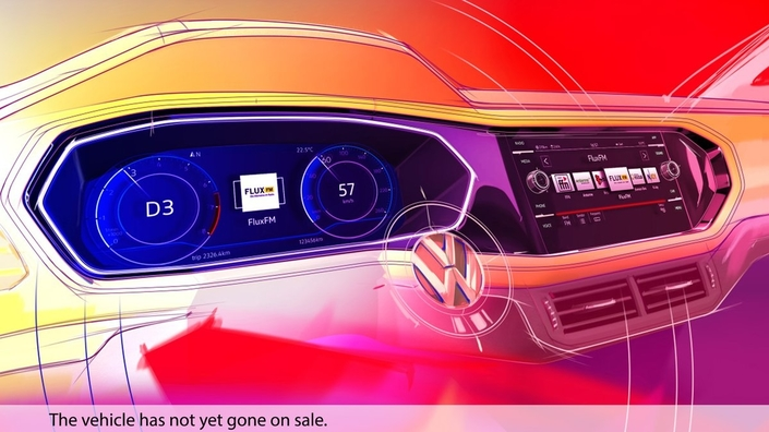 Volkswagen annonce le T-Cross