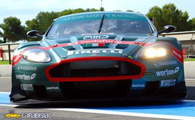 Supercar 500 Paul Ricard. Aston...ishing 1 !