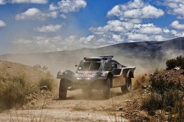 Dakar 2014 - ES7 : Sainz pour la gloire
