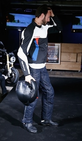 Équipements: BMW Motorrad Ride&Style 2015