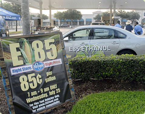 General Motors : The E85 Days of Summer Tour 2007 !