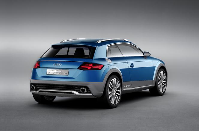 Détroit 2014 - Audi présente son concept allroad shooting brake concept
