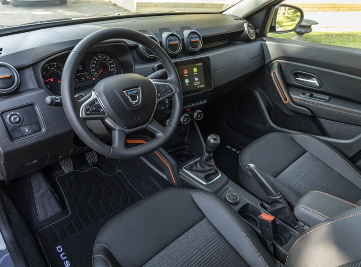 Dacia onthult Duster Extreme