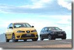 Essai - Seat Ibiza Cupra et FR : les diaboliques